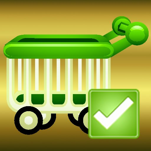mShopping - Powerful Shopping List app icon