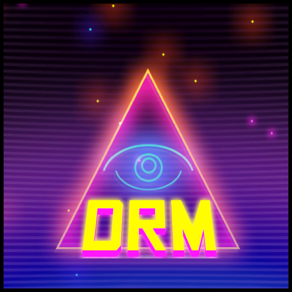 The DRM Death Ray Manta by PsychicParrot Games icon