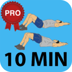 10 Min Physical Therapy exercise for low back pain - PRO Version - Workout for basic core and dynamic stabilization